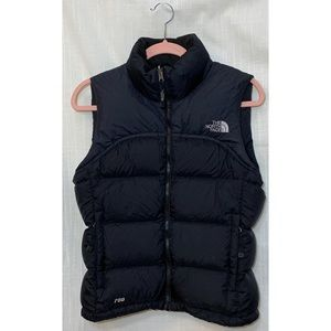 The North Face Nupste 700 Down Fill Vest